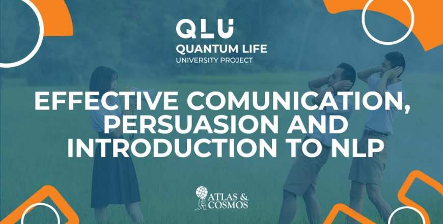 Course: Effective Communication, Persuasion and Introduction to NLP