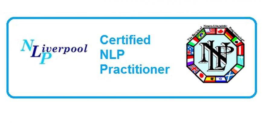Certified NLP Practitioner in Liverpool