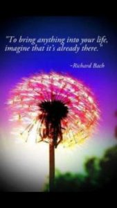 What is it about the power of imagination