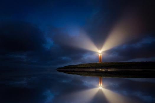 Shine Bright As A Lighthouse For All Who Want To See