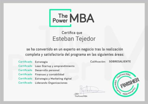 PowerMBA